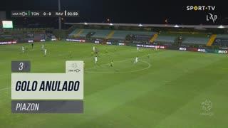 Rio Ave FC, Golo Anulado, Piazon aos 3'