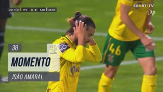 FC P.Ferreira, Jogada, João Amaral aos 38'