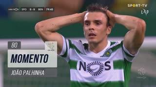 Sporting CP, Jogada, João Palhinha aos 80'