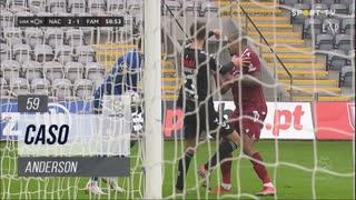 FC Famalicão, Caso, Anderson aos 59'