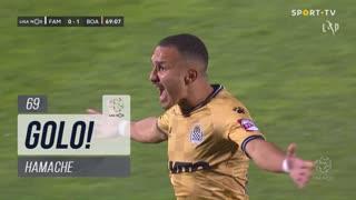 GOLO! Boavista FC, Hamache aos 69', FC Famalicão 0-1 Boavista FC