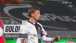GOLO! SC Farense, Ryan Gauld aos 77', FC P.Ferreira 0-1 SC Farense