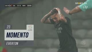 SL Benfica, Jogada, Everton aos 23'