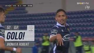 GOLO! FC Famalicão, Jhonata Robert aos 52', Santa Clara 0-1 FC Famalicão
