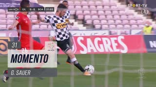 Boavista FC, Jogada, G. Sauer aos 31'