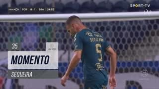SC Braga, Jogada, Sequeira aos 35'