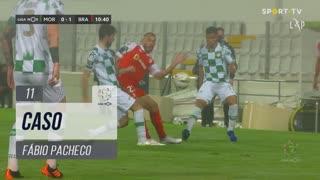 Moreirense FC, Caso, Fábio Pacheco aos 11'