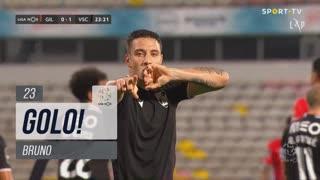 GOLO! Vitória SC, Bruno aos 23', Gil Vicente FC 0-1 Vitória SC