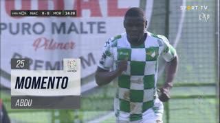 Moreirense FC, Jogada, Abdu aos 25'