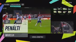 FC Porto, Penálti, Marega aos 32'