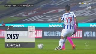 FC Porto, Caso, J. Corona aos 31'