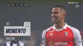 SC Braga, Jogada, Galeno aos 10'