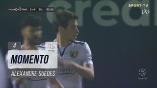 FC Famalicão, Jogada, Alexandre Guedes aos 4'
