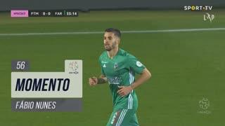 SC Farense, Jogada, Fábio Nunes aos 56'