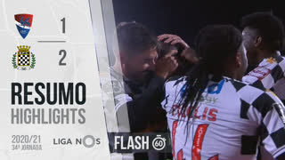 I Liga (34ªJ): Resumo Flash Gil Vicente FC 1-2 Boavista FC