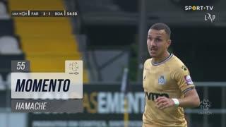 Boavista FC, Jogada, Hamache aos 55'