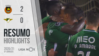 I Liga (6ªJ): Resumo Rio Ave FC 2-0 Moreirense FC