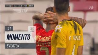 SL Benfica, Jogada, Everton aos 41'