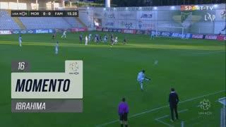 Moreirense FC, Jogada, Ibrahima aos 16'