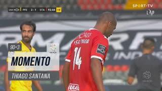 Santa Clara, Jogada, Thiago Santana aos 90'+3'