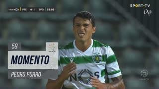 Sporting CP, Jogada, Pedro Porro aos 59'