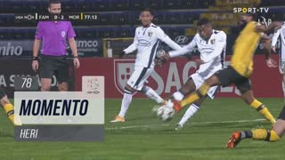 FC Famalicão, Jogada, Heri aos 78'