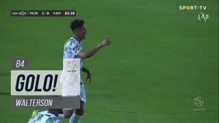 GOLO! Moreirense FC, Walterson aos 84', Moreirense FC 3-0 FC Famalicão