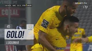 GOLO! Portimonense, Luquinha aos 45', CD Nacional 0-2 Portimonense