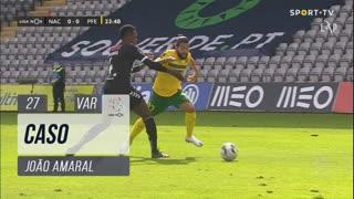 FC P.Ferreira, Caso, João Amaral aos 27'
