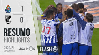 Liga NOS (28ªJ): Resumo Flash FC Porto 1-0 Vitória SC