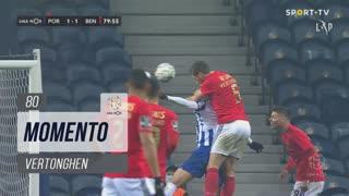 SL Benfica, Jogada, Vertonghen aos 80'