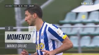 FC Porto, Jogada, Marko Grujic aos 5'