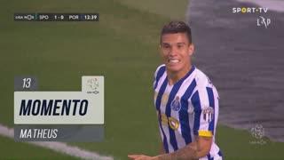 FC Porto, Jogada, Matheus aos 13'