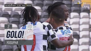 GOLO! Boavista FC, Yusupha aos 3', Boavista FC 1-0 Rio Ave FC
