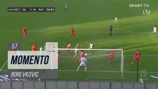Rio Ave FC, Jogada, Borevkovic aos 57'