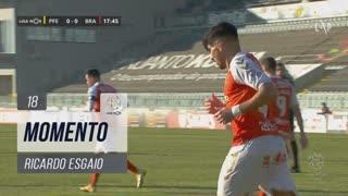 SC Braga, Jogada, Ricardo Esgaio aos 18'