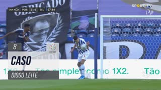FC Porto, Caso, Diogo Leite aos 8'