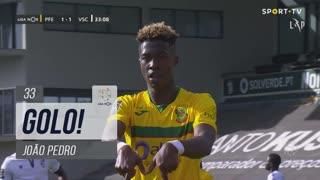 GOLO! FC P.Ferreira, João Pedro aos 33', FC P.Ferreira 1-1 Vitória SC