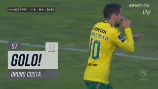 GOLO! FC P.Ferreira, Bruno Costa aos 57', FC P.Ferreira 1-0 SC Braga