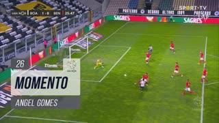 Boavista FC, Jogada, Angel Gomes aos 26'