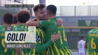 GOLO! CD Tondela, Mario González aos 52', CD Tondela 1-0 FC Famalicão