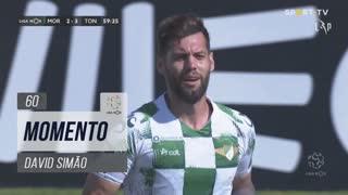 Moreirense FC, Jogada, David Simão aos 60'