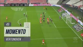 SL Benfica, Jogada, Vertonghen aos 49'