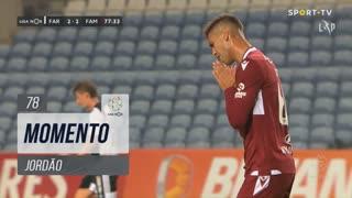 FC Famalicão, Jogada, Jordão aos 78'