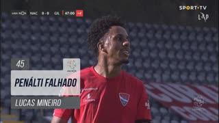 Gil Vicente FC, Jogada, Lucas Mineiro aos 45'
