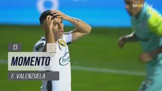 FC Famalicão, Jogada, F. Valenzuela aos 13'