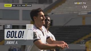 GOLO! Vitória SC, André A. aos 30', Vitória SC 2-0 Moreirense FC