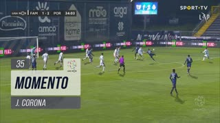 FC Porto, Jogada, J. Corona aos 35'