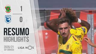 Liga NOS (30ªJ): Resumo FC P.Ferreira 1-0 Belenenses SAD