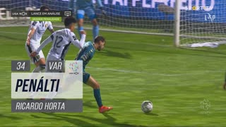 SC Braga, Penálti, Ricardo Horta aos 34'